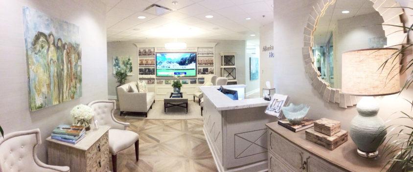 The North Atlanta Office of Atlanta Fine Homes Sotheby's International Realty Amy Richards